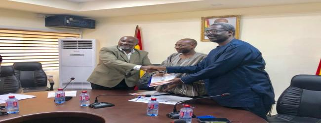 HEAD OF CIVIL SERVICE SIGNS PERFORMANCE AGREEMENT WITH CHIEF DIRECTORS