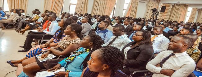 INDUCTION TRAINING FOR NEWLY RECRUITED CIVIL SERVANTS